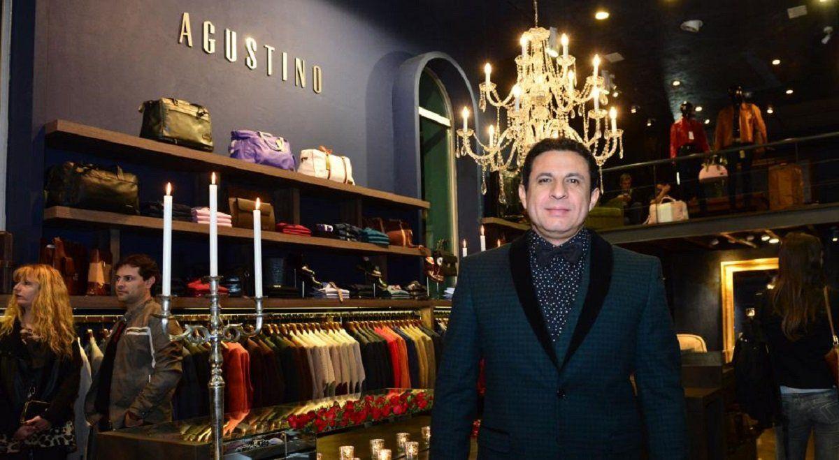 Gustavo Arce, el empresario creador de Agustino Cueros.