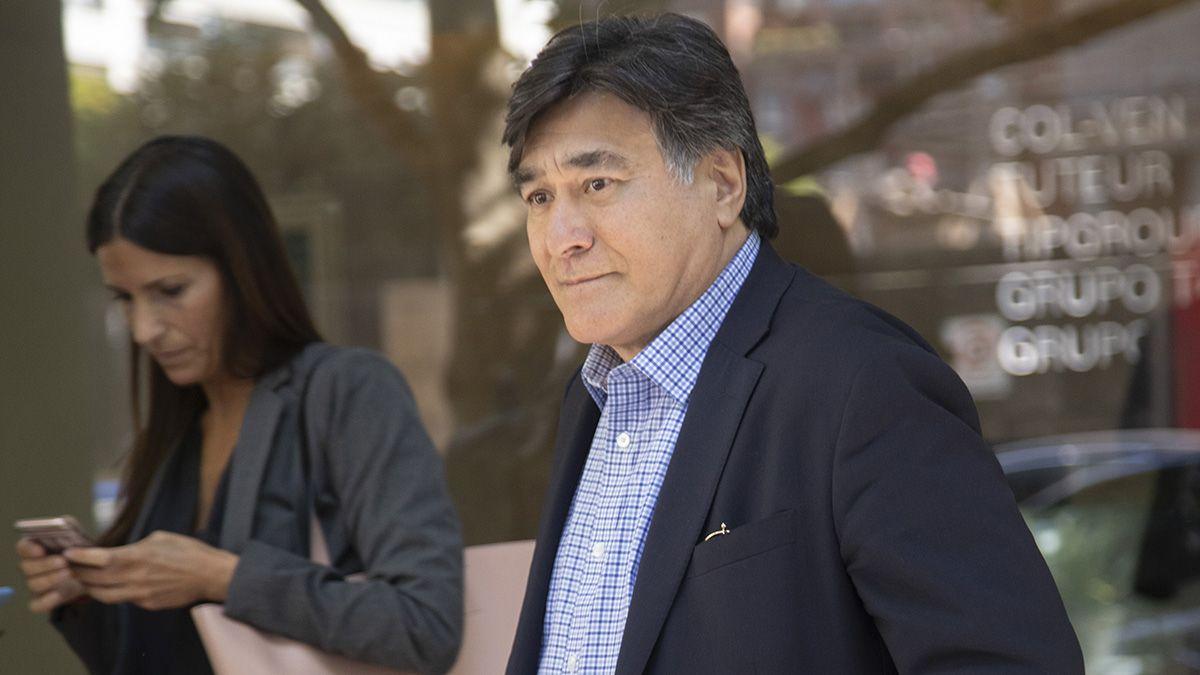 Carlos Zannini había hecho un planteo contra la imputación de Ronald Noble