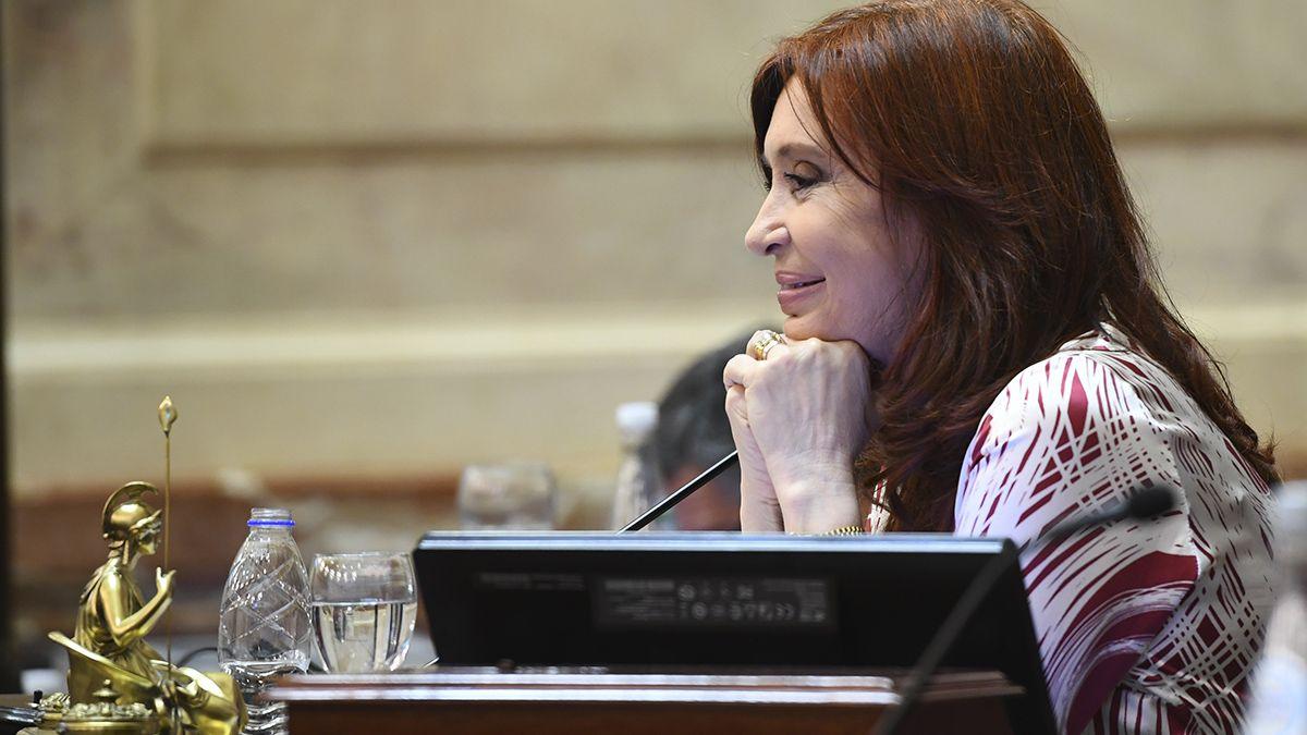 Cristina Kirchner suspendió los plazos parlamentarios hasta el 31 de marzo
