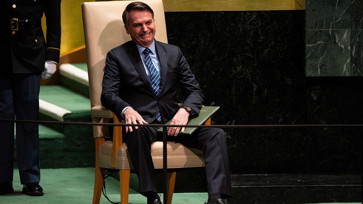 Jair Bolsonaro dijo que Brasil analiza el apoyo a Argentina por la negociación de la deuda.