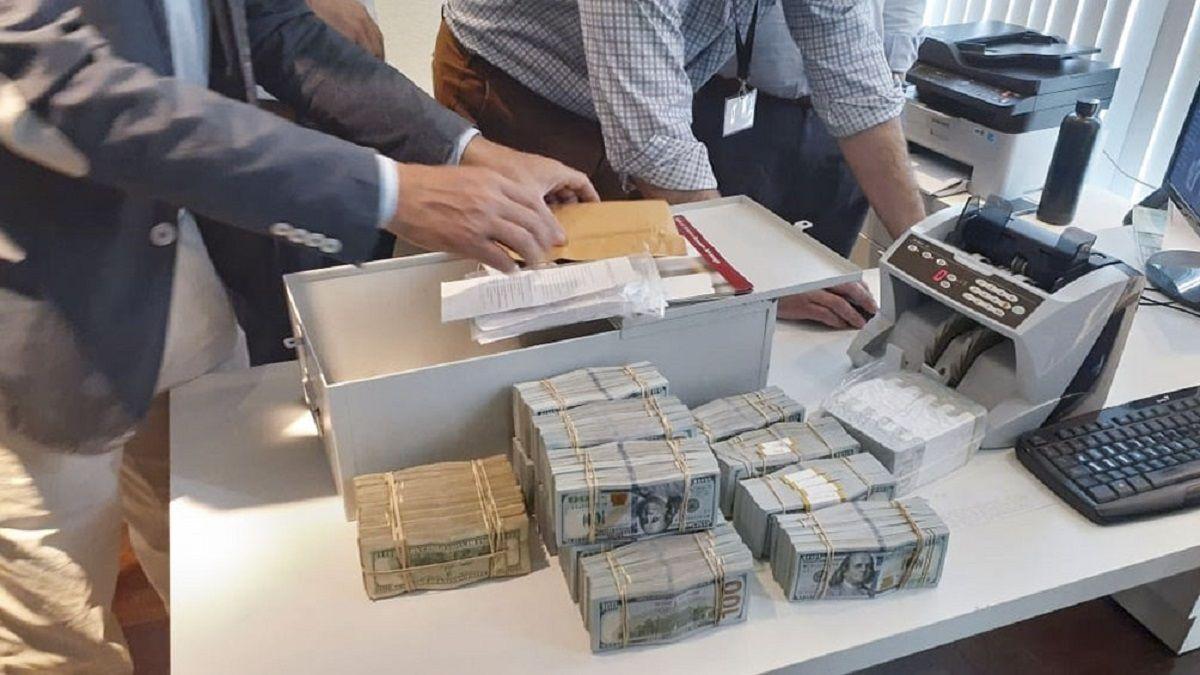 Incautan sumas millonarias de dinero en financieras ilegales de Córdoba.