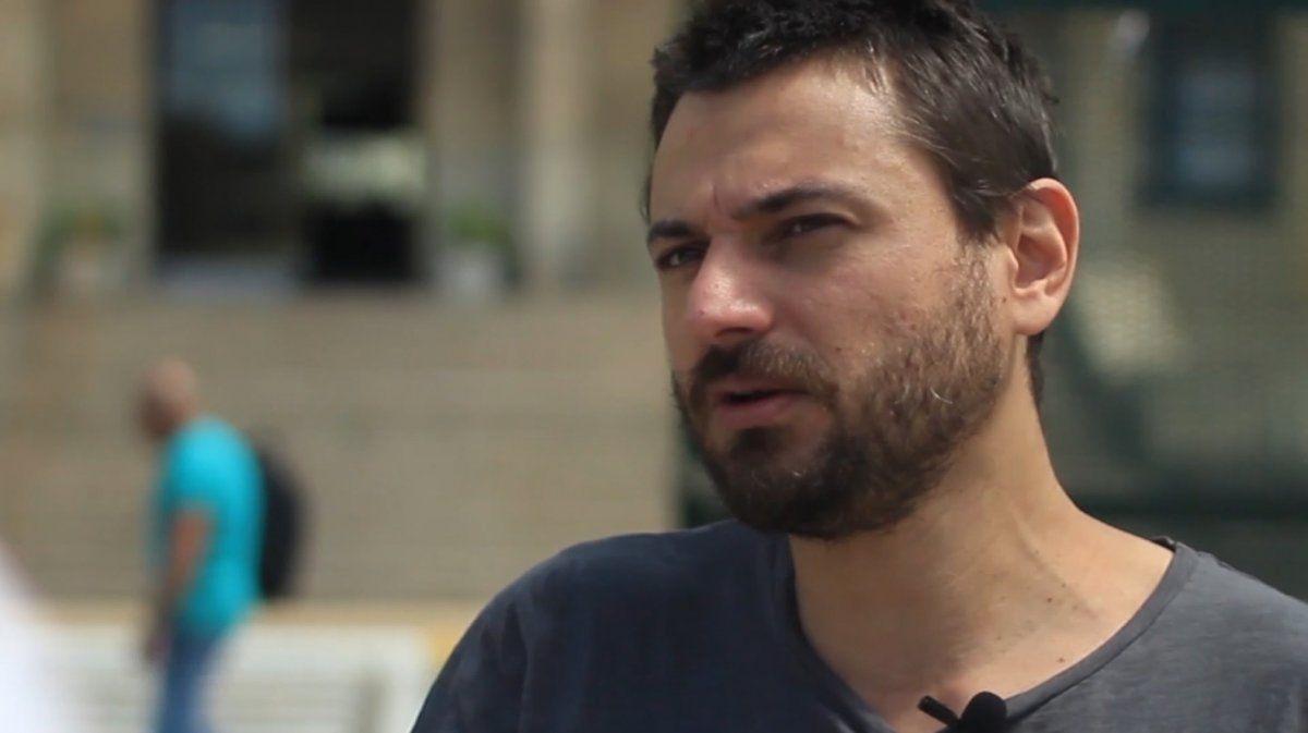 El dirigente social Juan Grabois es uno de los nuevos nombres que aparece en las escuchas