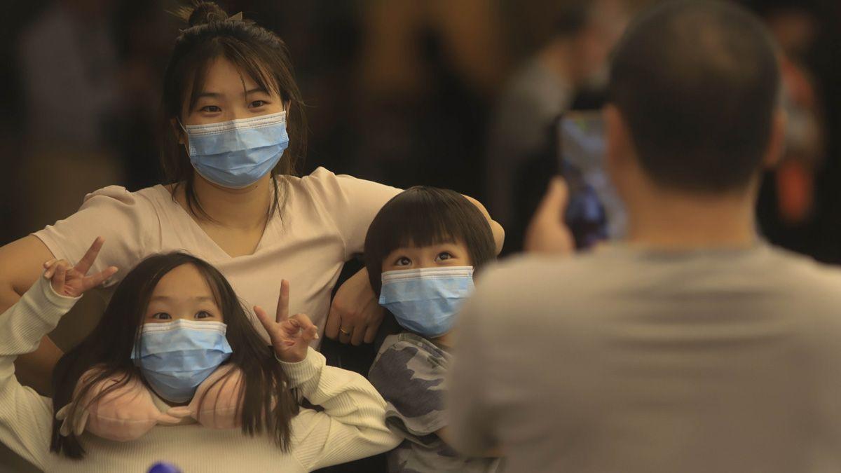 China cerró sus fronteras para evitar el rebrote de coronavirus.