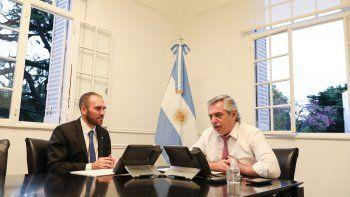El Presidente reafirmó la búsqueda de un acuerdo sostenible por la deuda