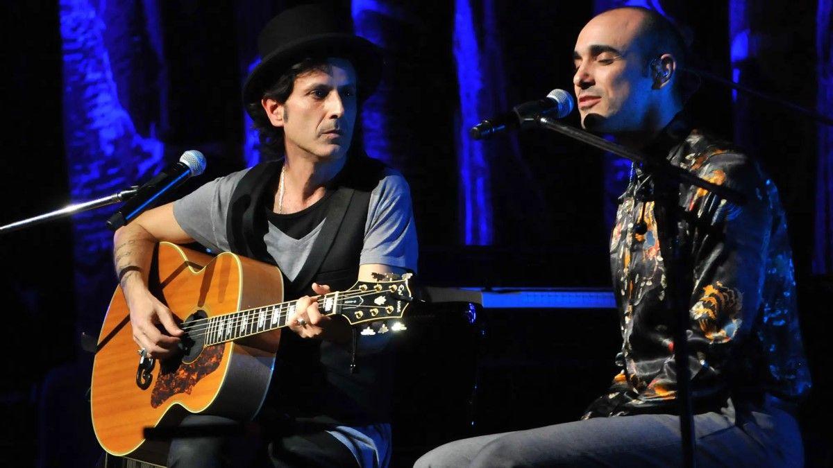 Coti Sorikin y Abel Pintos en el Teatro Colón