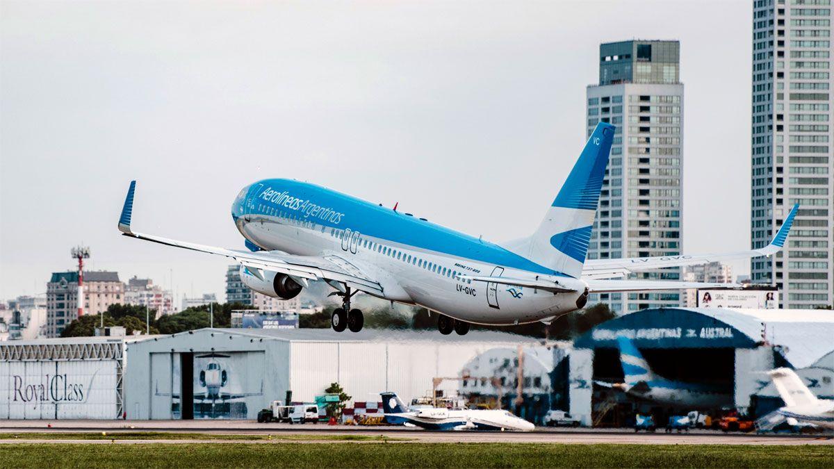 Aerolineas anunció dos nuevos vuelos de repatriación
