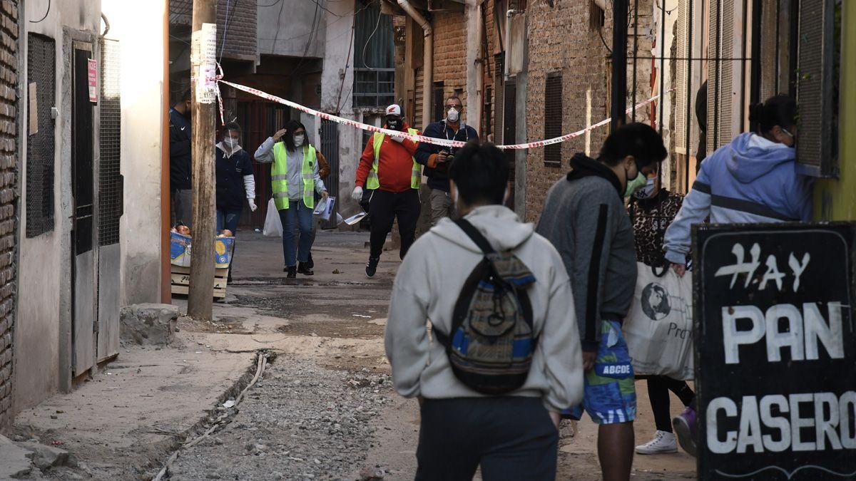 Ya hay 685 casos de coronavirus en los barrios populares porteños.
