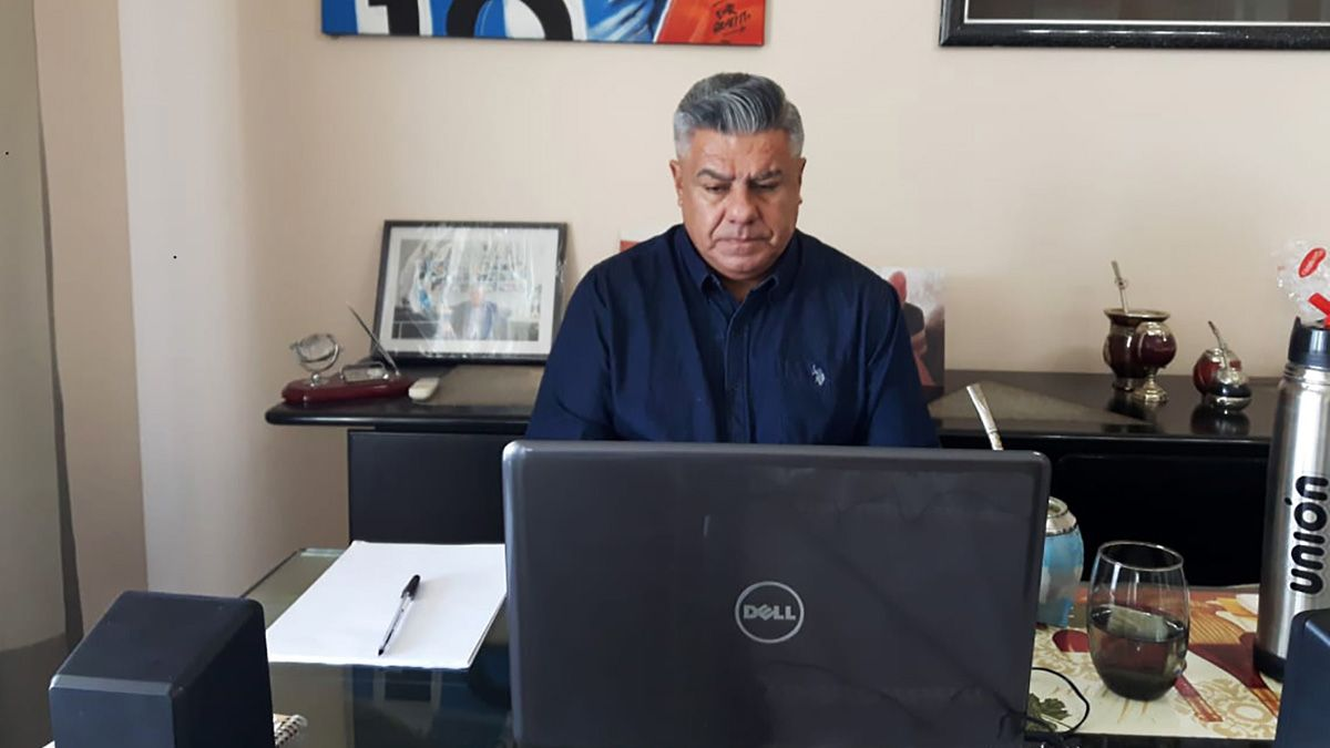 Claudio Tapia será reelecto como presidente de AFA en una asamblea ...
