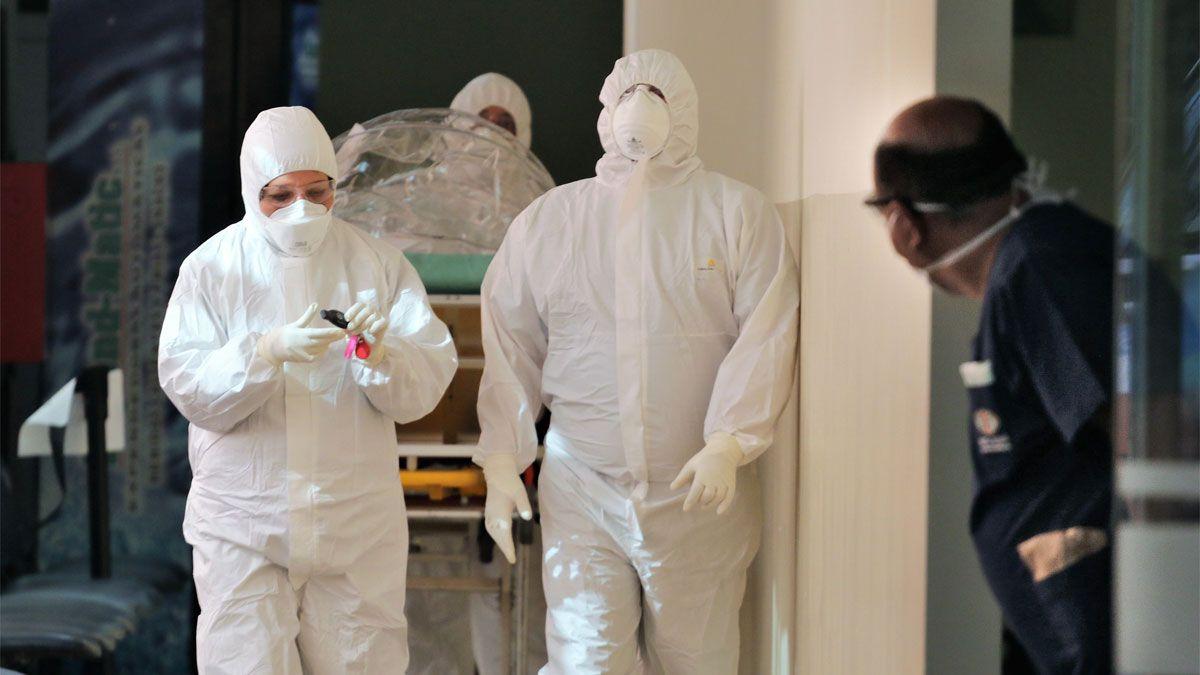Ya son 445 las muertes por coronavirus en el país.