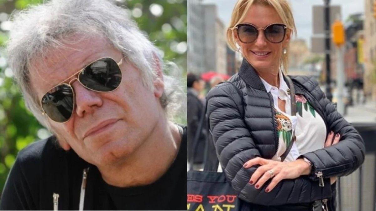 Beto Casella y Yanina Latorre