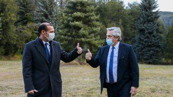 Fernández afirmó que la economía despegará tras resolver el problema de la deuda