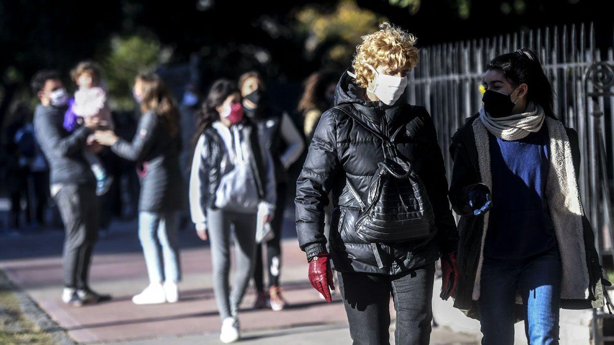 Piden responsabilidad social para frenar el aumento de casos en provincia de Buenos Aires
