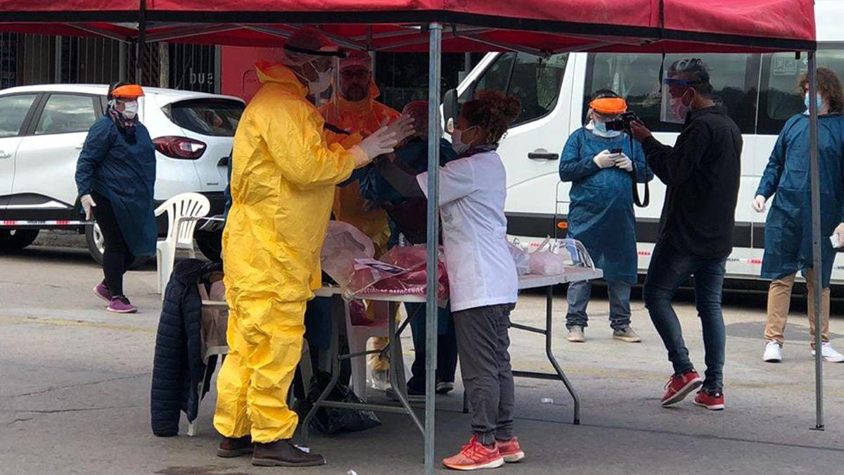 Traslasierra concentra la mayoría de los casos recientes de coronavirus en Córdoba