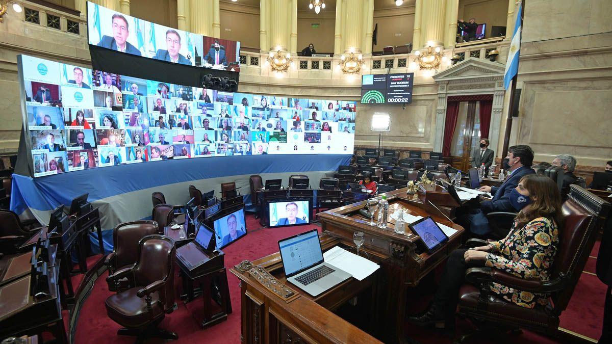El Senado comenzará el lunes el debate de la reforma judicial