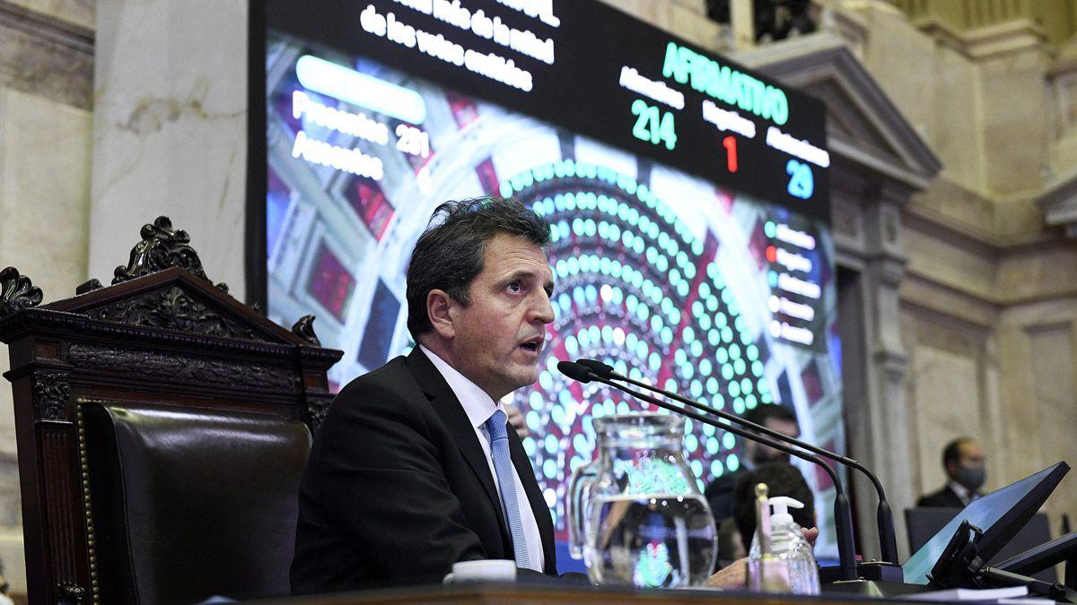 La Cámara de Diputados buscará avanzar en el proyecto de moratoria.