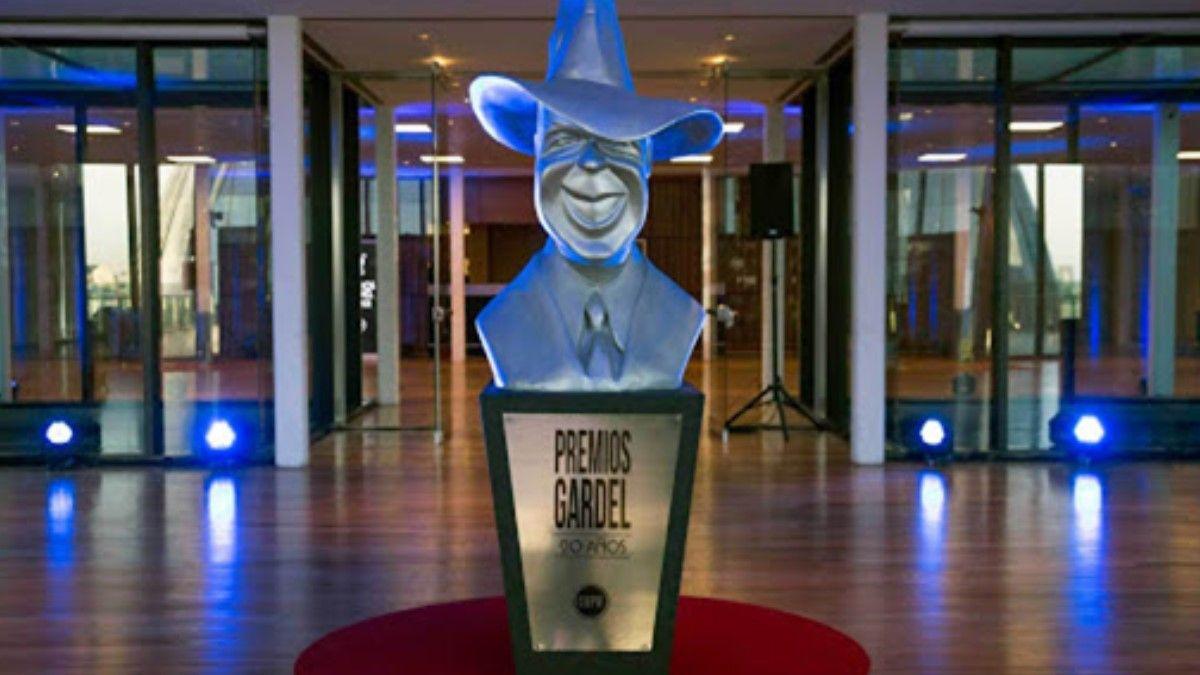 Se anunaciaron los nominados a los Premios Gardel 2020.