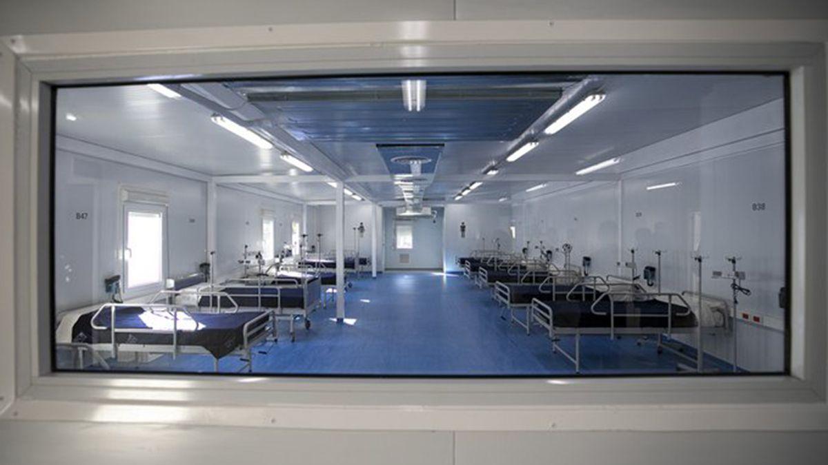 Ya está operativo el Hospital Modular de Córdoba