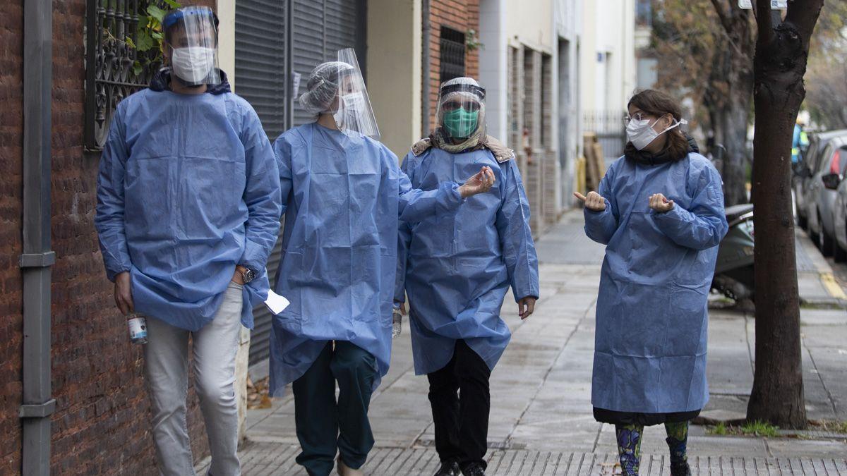 Coronavirus: 53 muertos y 5.241 nuevos casos