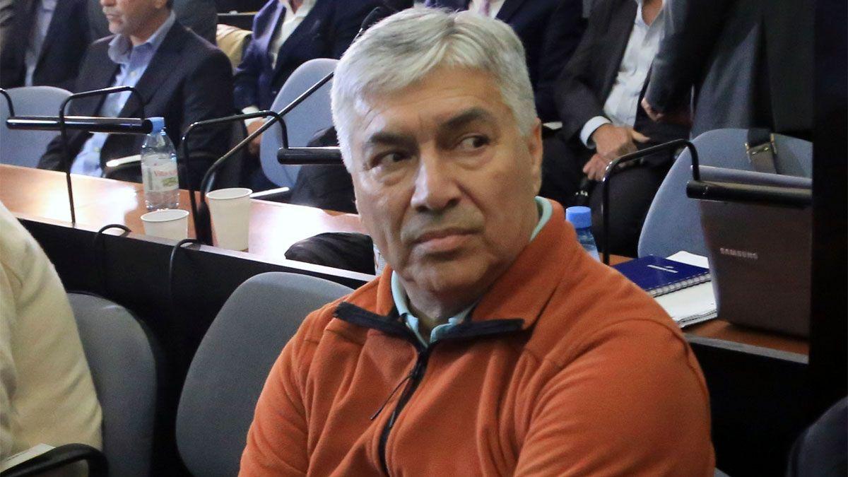 El empresario Lázaro Báez