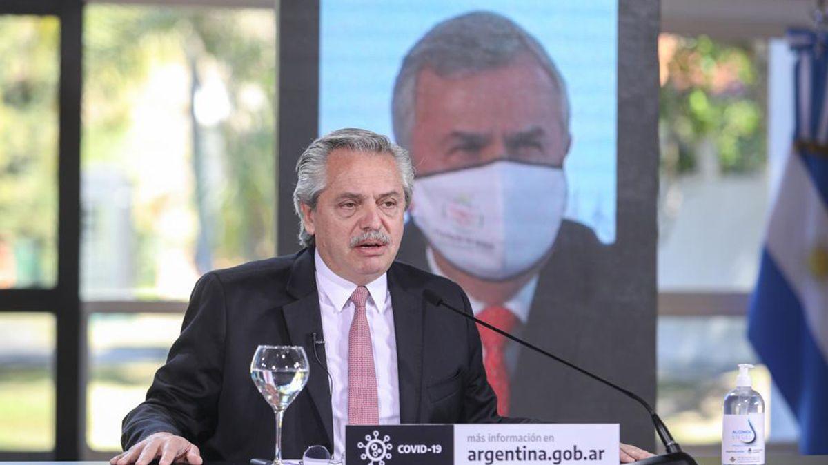 El presidente Alberto Fernández presenta este miércoles el proyecto de reforma de la Justicia.