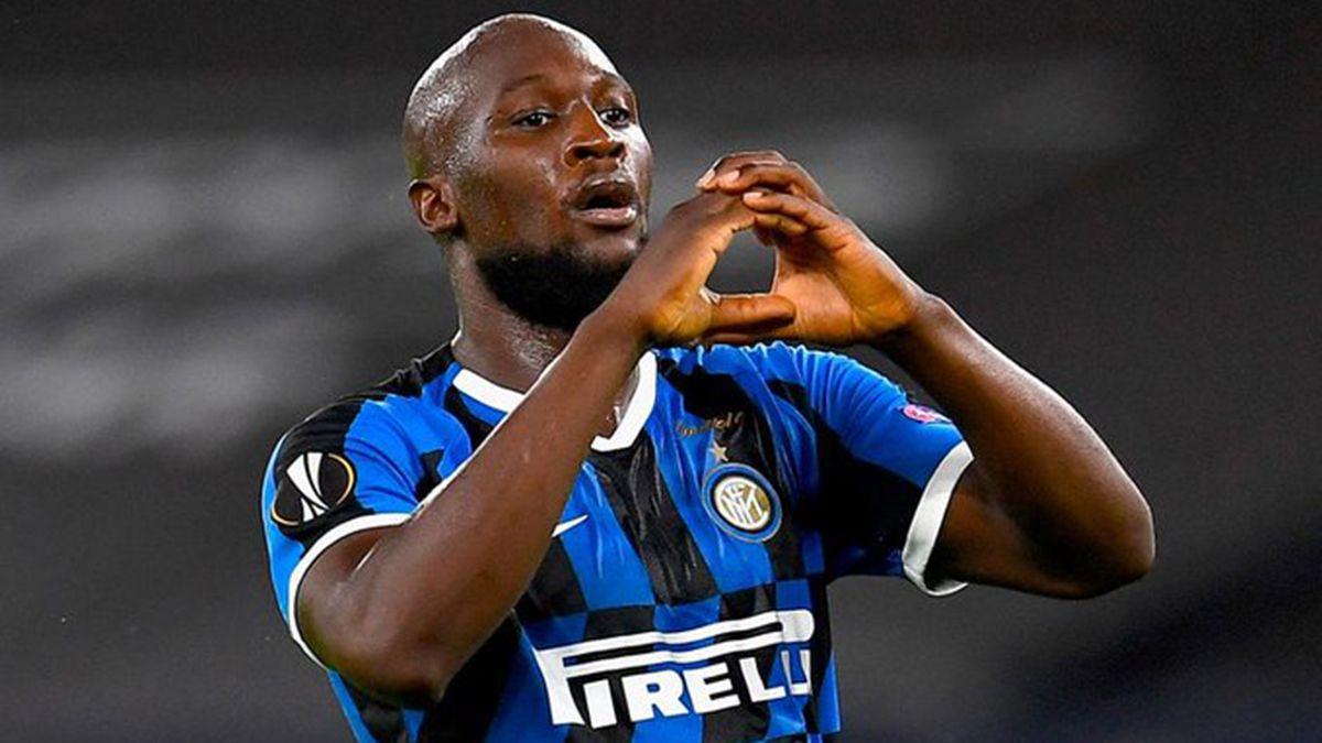 El Inter se metió en los cuarto de la Europa League
