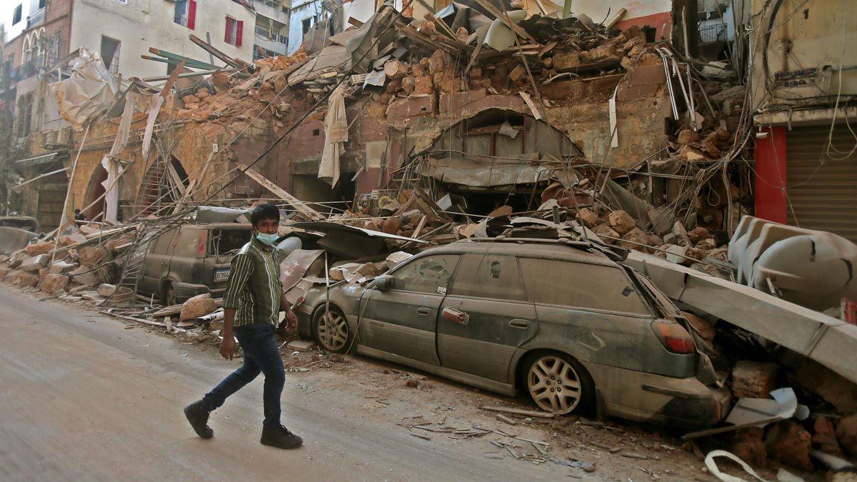 Las explosiones en Líbano dejaron más de 130 fallecidos.