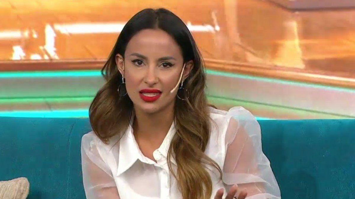 El enojo de Lourdes Sánchez tras la versión de que encontró mensajes de Laurita Fernández al Chato Prada.