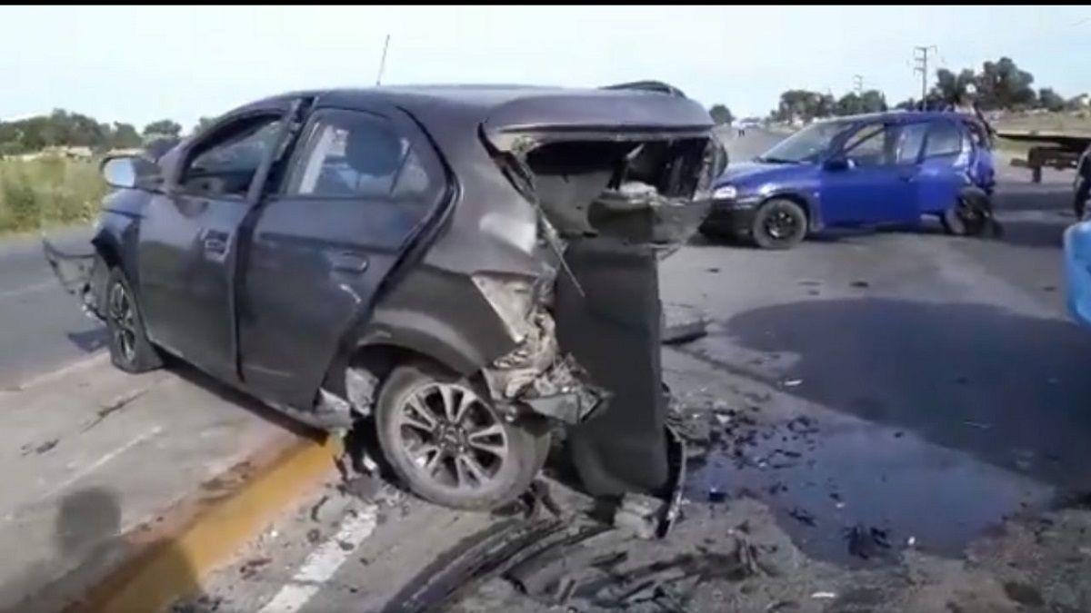 Un muerto y cinco heridos por un choque que derivó en pelea
