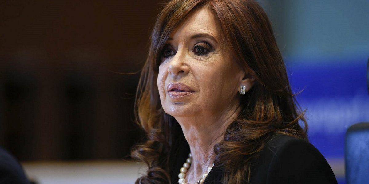 Cristina cuestionó a la Corte Suprema.