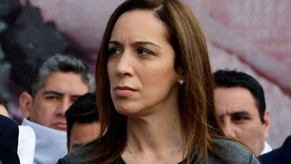 María Eugenia Vidal permanece asintomática, aislada en su casa
