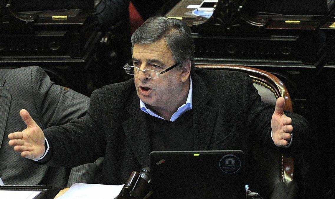 El coordinador del interbloque de Juntos por el Cambio en la Cámara de Diputados