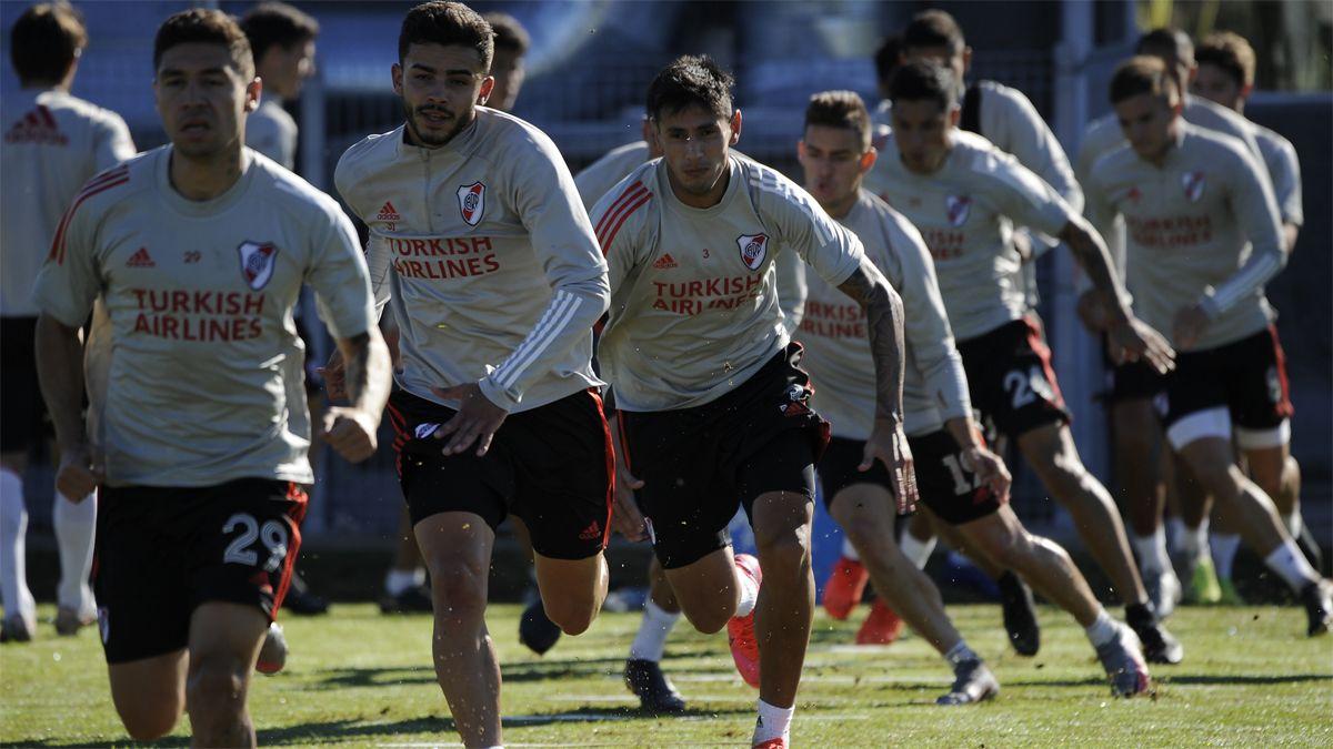 River reprograma su partido con Independiente Santa Fe.