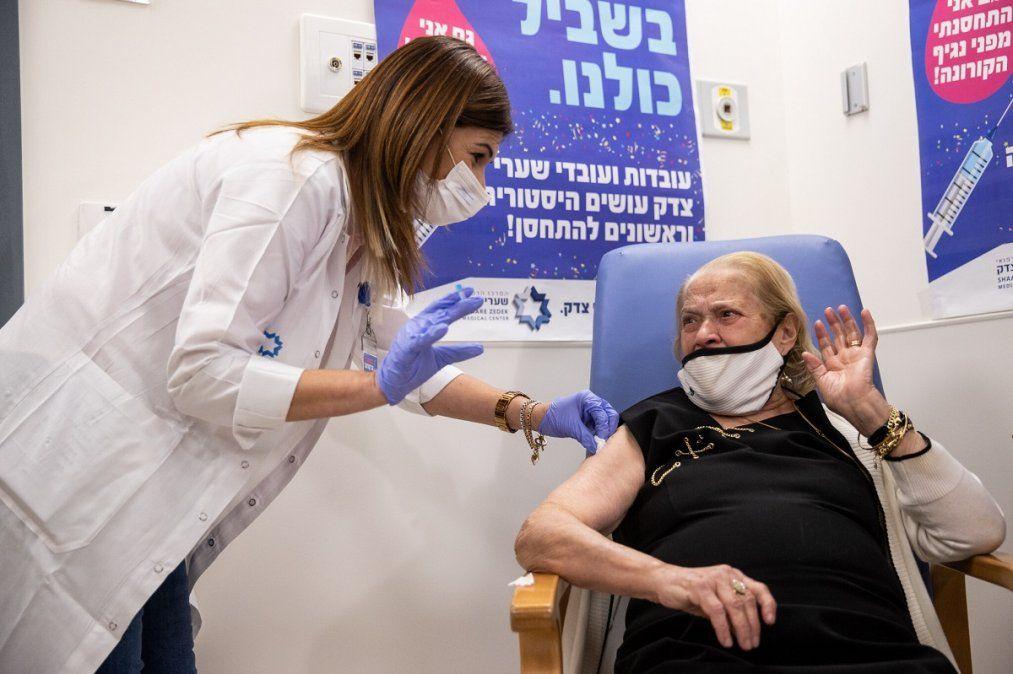 Israel ya vacunó contra el coronavirus a más del 70% de los mayores de 16 años