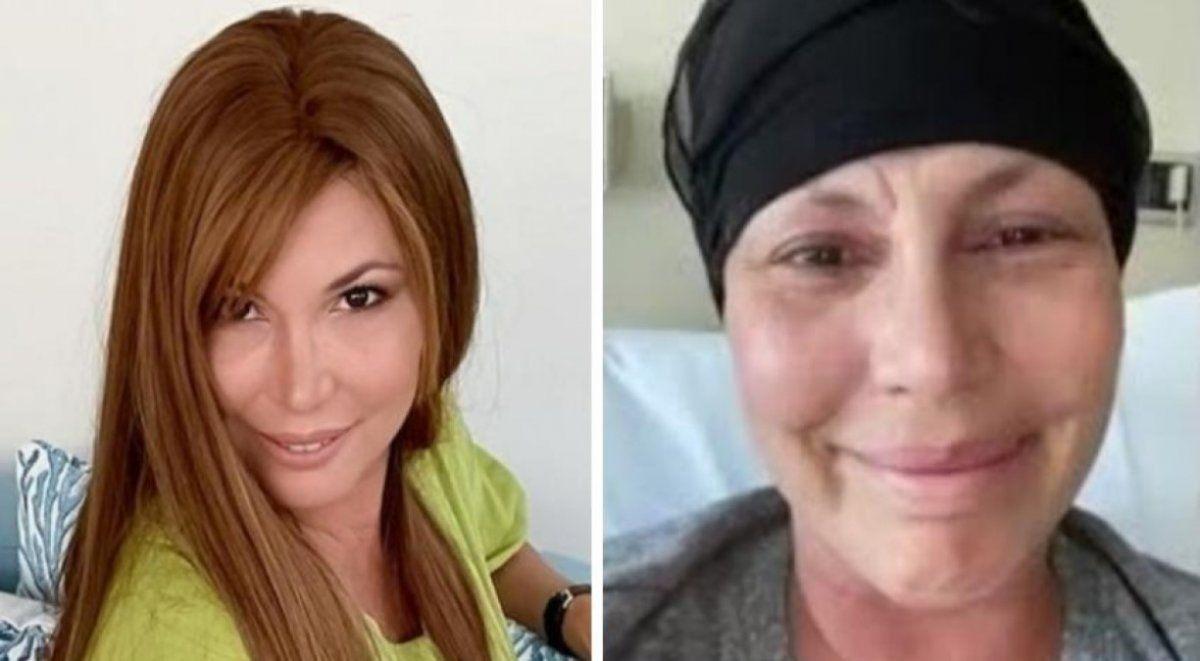 Celina Rucci sorprendió con un duro relato sobre su lucha contra la leucemia.