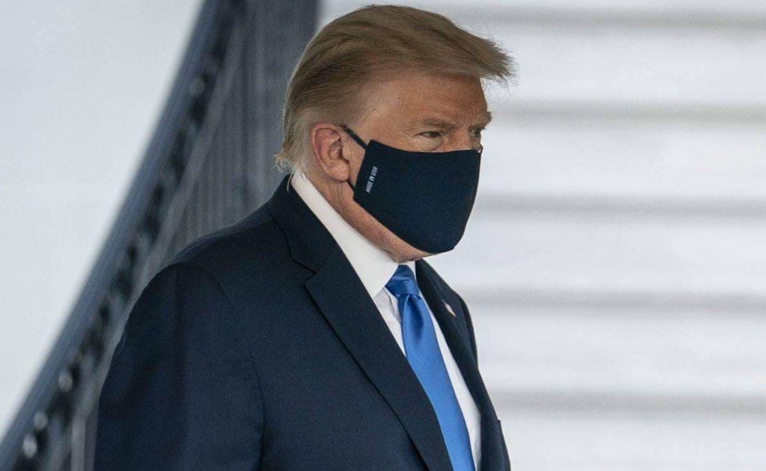 Según Trump, los intentos de destituirlo causan enorme ira entre sus partidarios