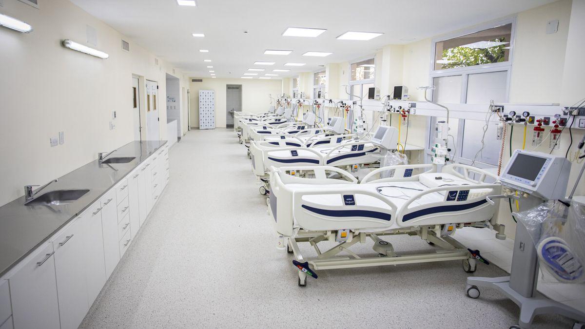 Córdoba supera el 85% de ocupación de las camas de terapia intensiva