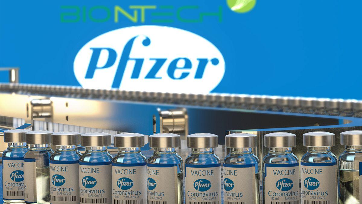 Llegan al país más de 160 mil vacunas Pfizer