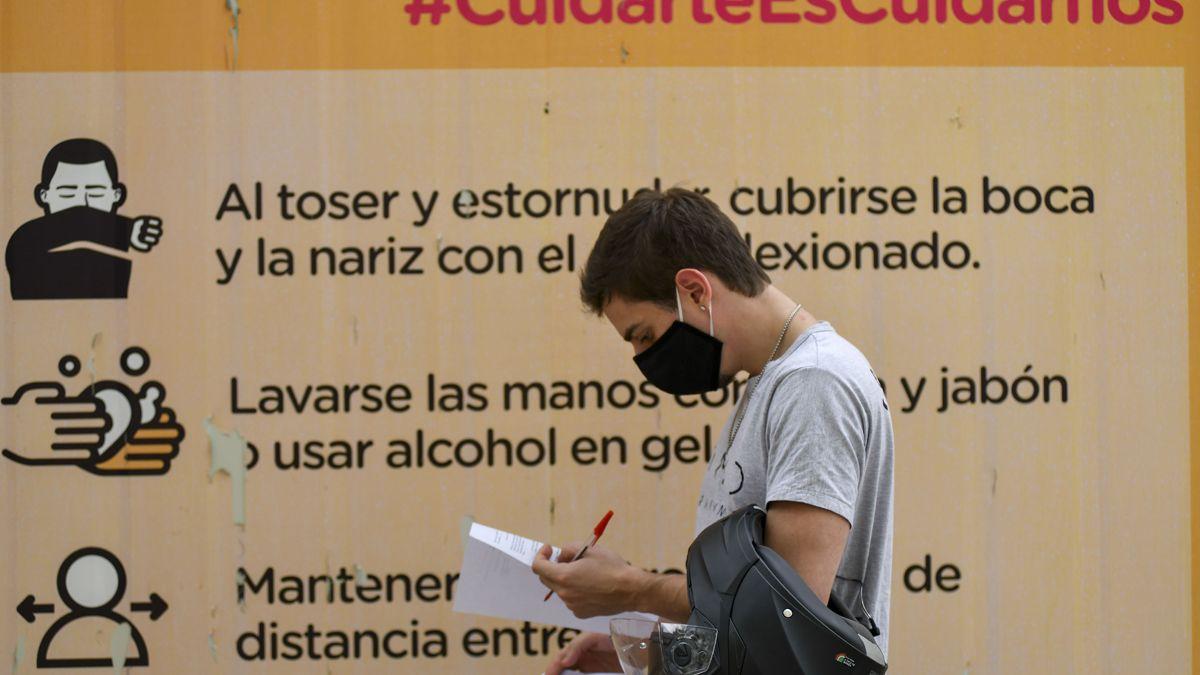 Argentina confirmó 15.920 nuevos casos de coronavirus.