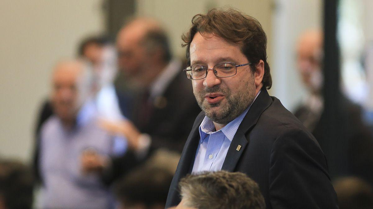 Marco Lavagna defendió el índice de inflación difundido por el Indec.