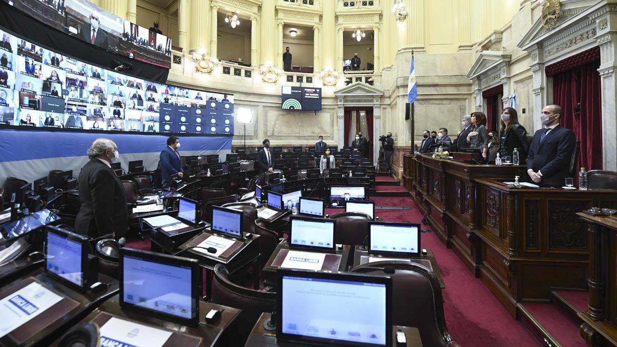 Sesiona el Senado y el oficialismo va por la aprobación de la reforma de la Procuración General