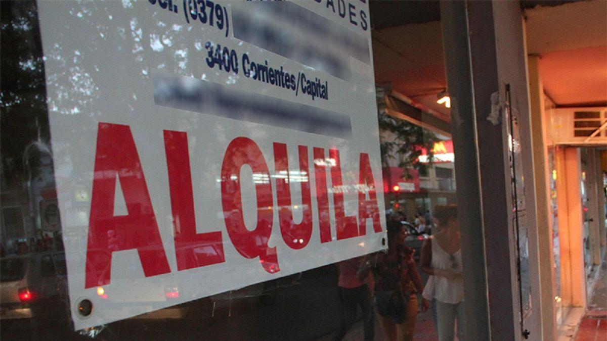 En Córdoba piden extender el DNU que congeló el precio de los alquileres.
