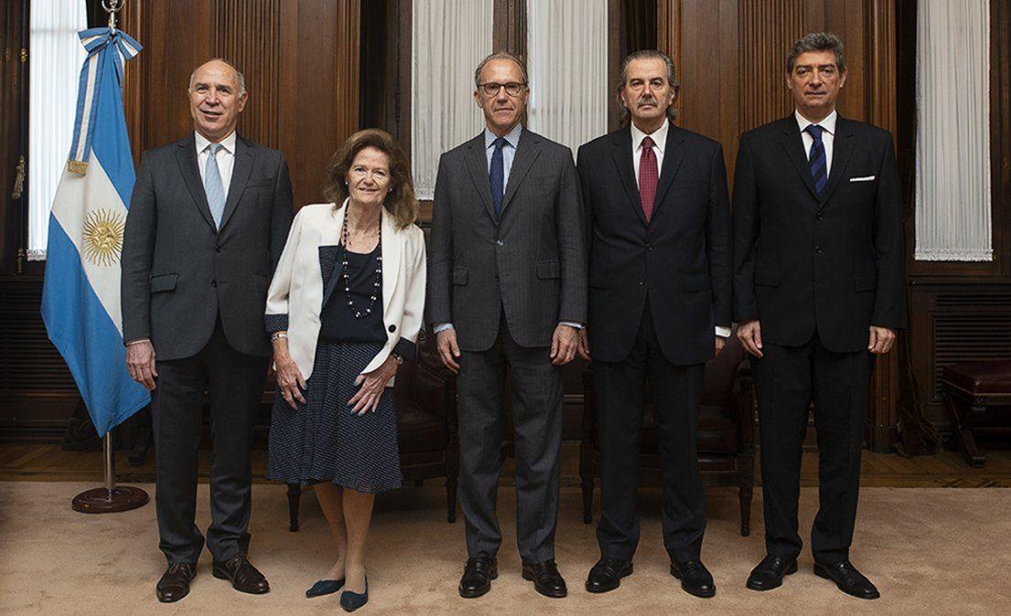 La Corte Suprema define su presidente por los próximos tres años