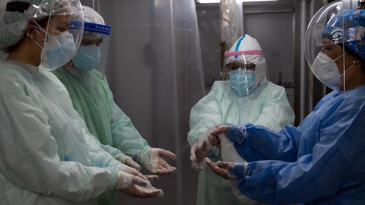 La OMS advierte que es insuficiente la vacunación en Europa para evitar el resurgimiento del Covid