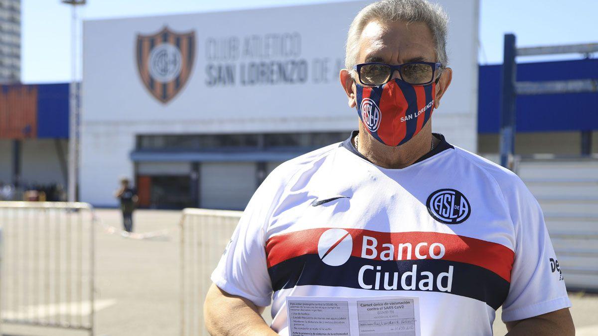 El Club San Lorenzo
