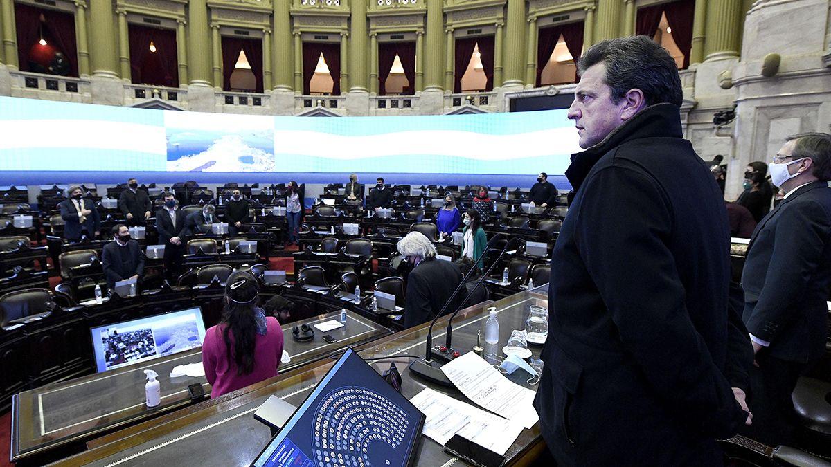 Escándalo en Diputados: suspendieron a un legislador