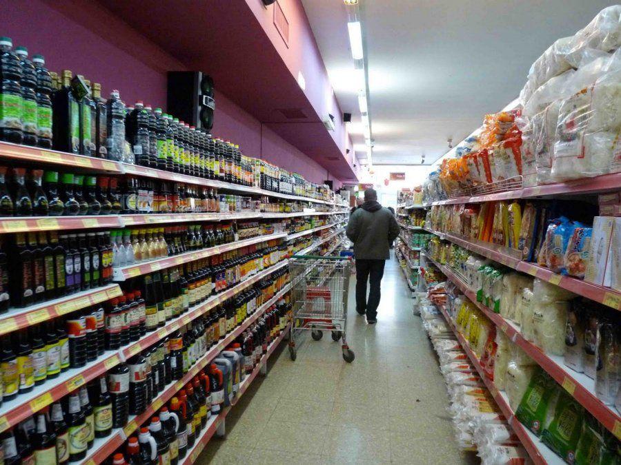 La inflación registró el menor nivel del último año.
