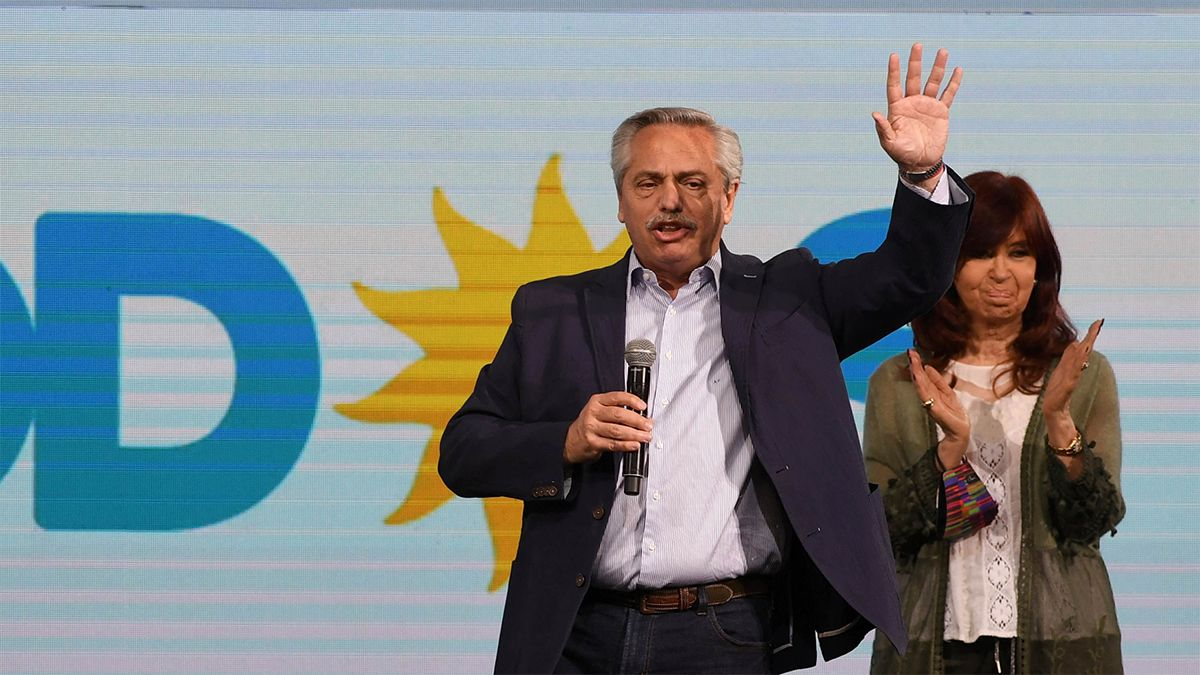 Fernández: Seguiré garantizando la unidad del Frente de Todos