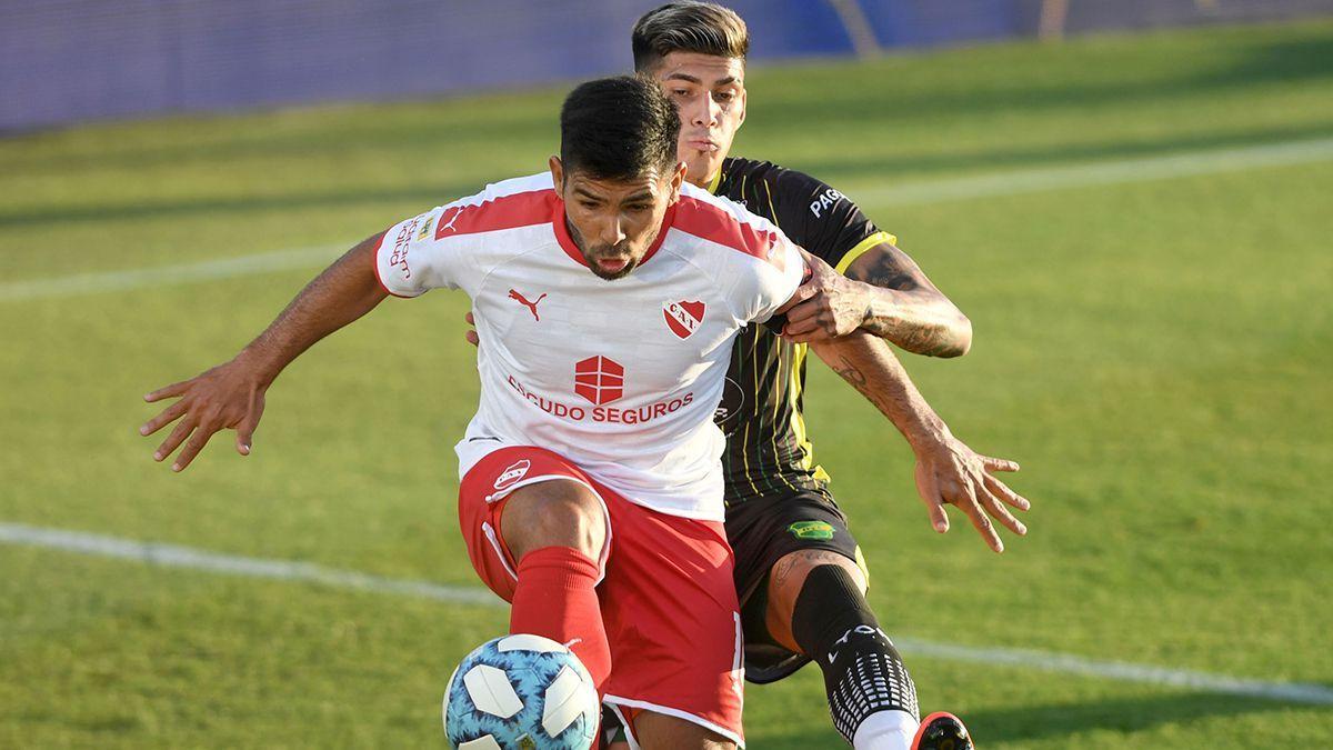 Defensa y Justicia e Independiente: empate sin goles en Florencio Varela.