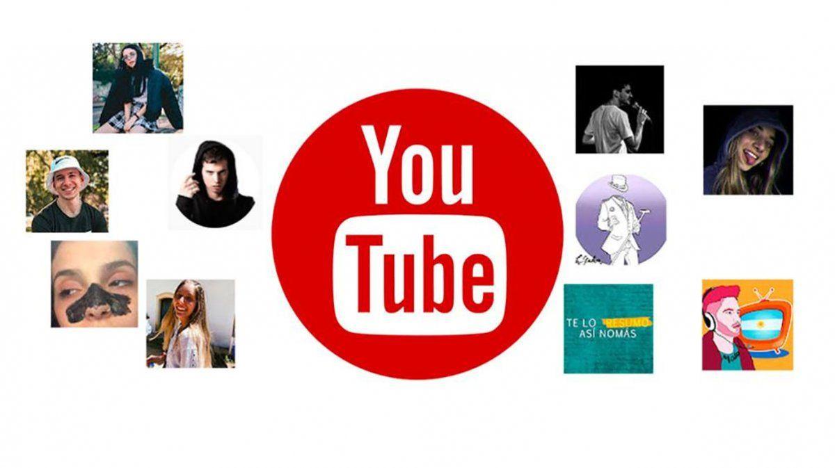 Youtubers argentinos (Foto: Panorama)