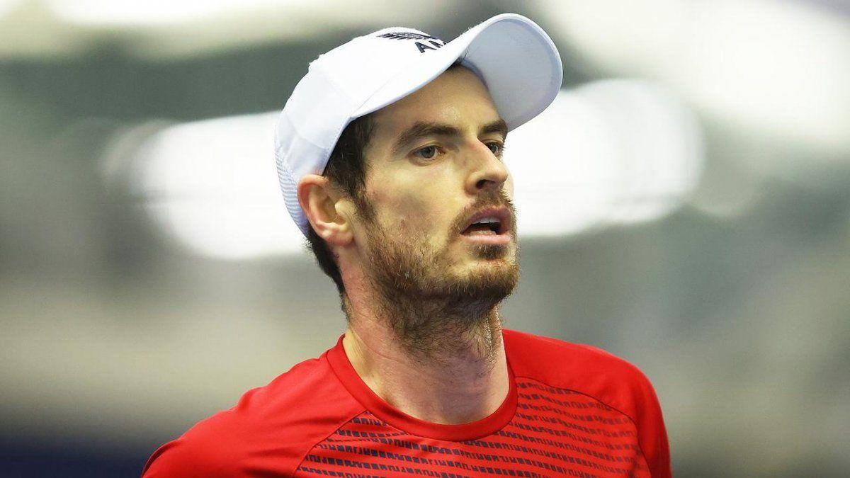 Andy Murray, positivo de coronavirus y en duda para el Abierto de Australia
